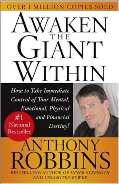 Awaken the Giant Within Anthony Robbins