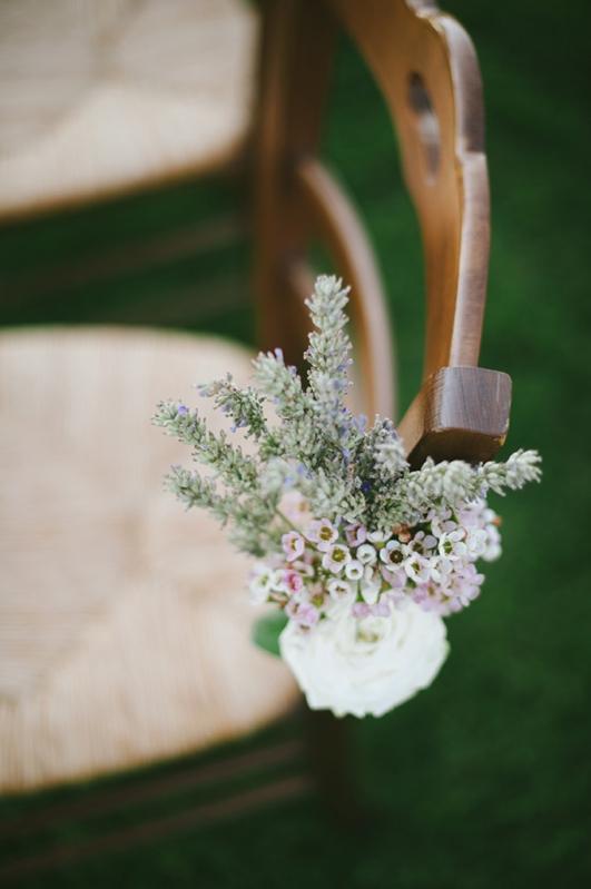 boda simplemente hermosa en la Toscana chicanddeco