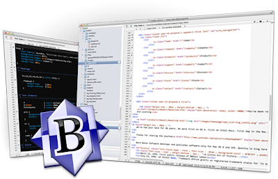BBEdit for Mac OS