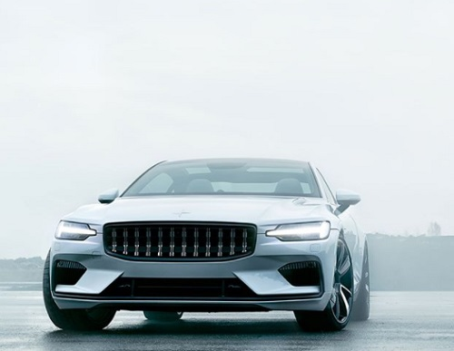 Polestar Car 1 review spec image new