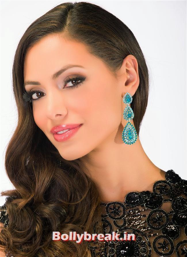 Miss Puerto Rico, Miss Universe 2013 Contestant Pics