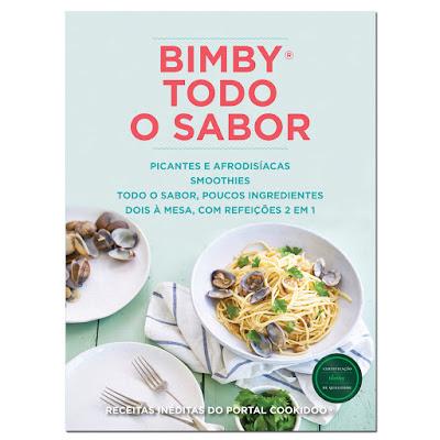Livro Bimby Todo o Sabor