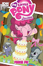 My Little Pony Micro Series #5 Comic Cover Retailer Incentive Variant