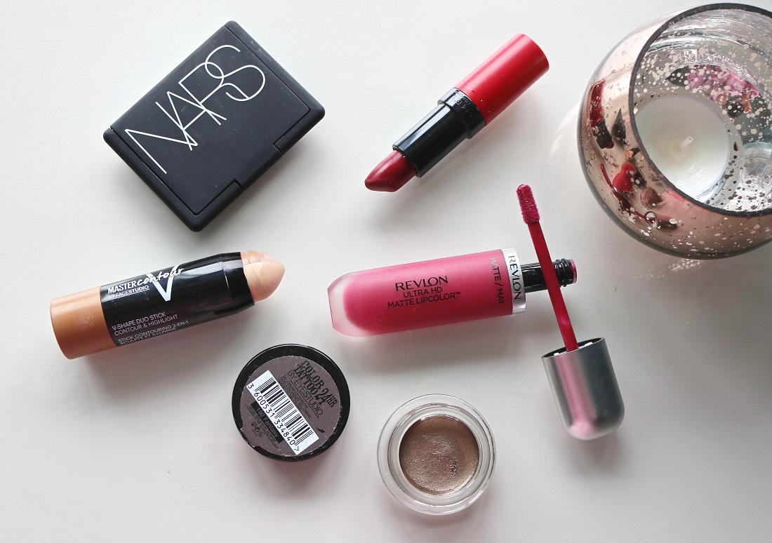 Autumn Makeup Maybelline, NARS, Rimmel, Revlon