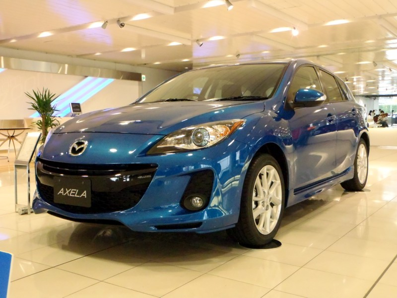 2012 Mazda 3: Zoom-Zoom At A Price