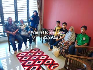 Warih-Homestay-Pn-Afizah-Sekeluarga