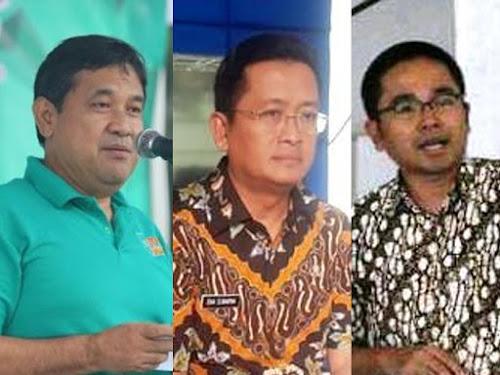 Calon Sekda Kota Bandung 2018