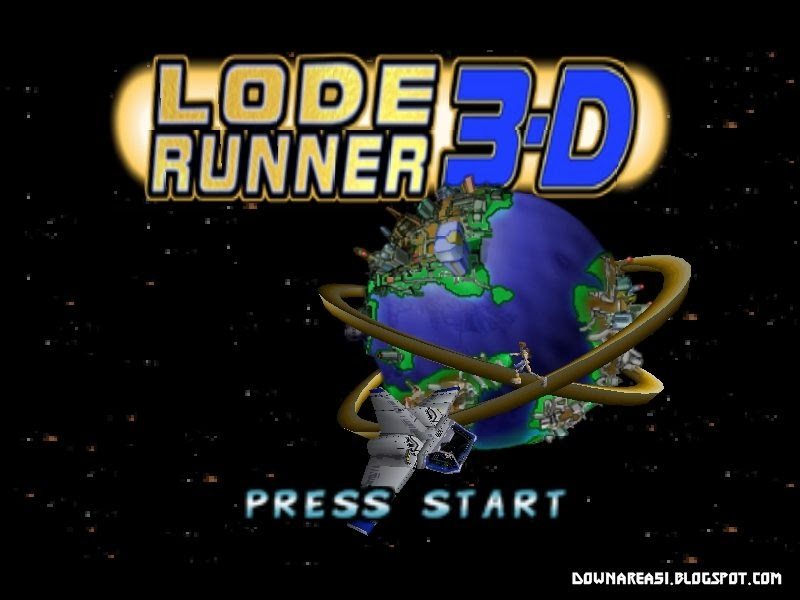 Lode Runner Nintendo 64