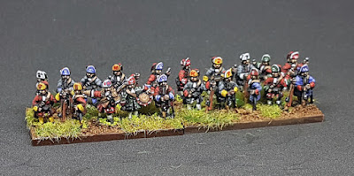 1st place: Mixed grenadiers, by redstef