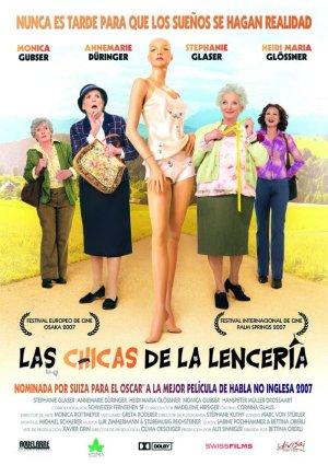 LAS CHICAS DE LA LENCERÍA (2006) Ver Online - Español latino