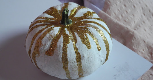 Pumpkin DIY / Pimp up your Home