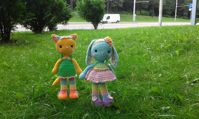 #Knitted-toys-вязаные-игрушки
