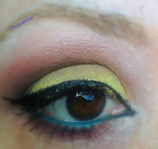 eye_makeup_look_yellow_sunflower