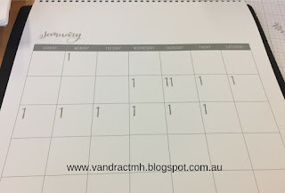 Calendar, Stamp of the Month, S1711, Months, Birthday, Nerf, candle, cake, presents, charity, Vandra,