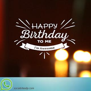 Keep Calm Quotes For Girls Wallpaper 151 Best My Birthday Dp For Whatsapp Best Whatsapp Dp