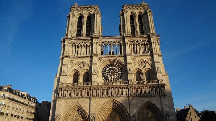 Notre Dame Cathedral - Notre-Dame de Paris