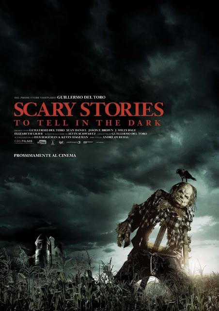 Scary Stories To Tell In The Dark Film