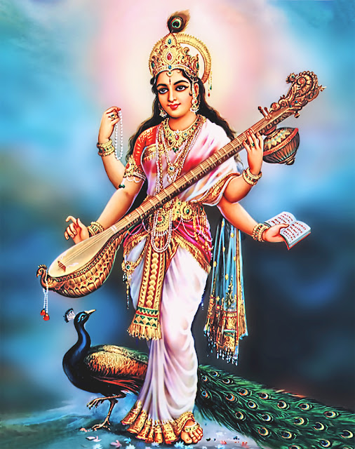 basant panchami maa saraswati images