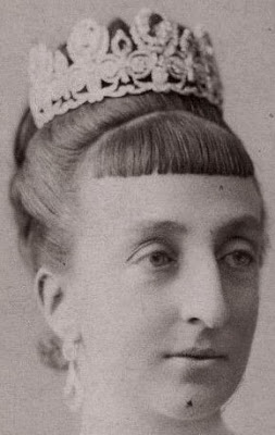 Queen Marie Amelie of France Sapphire Tiara Princess Marie Isabelle of Orleans