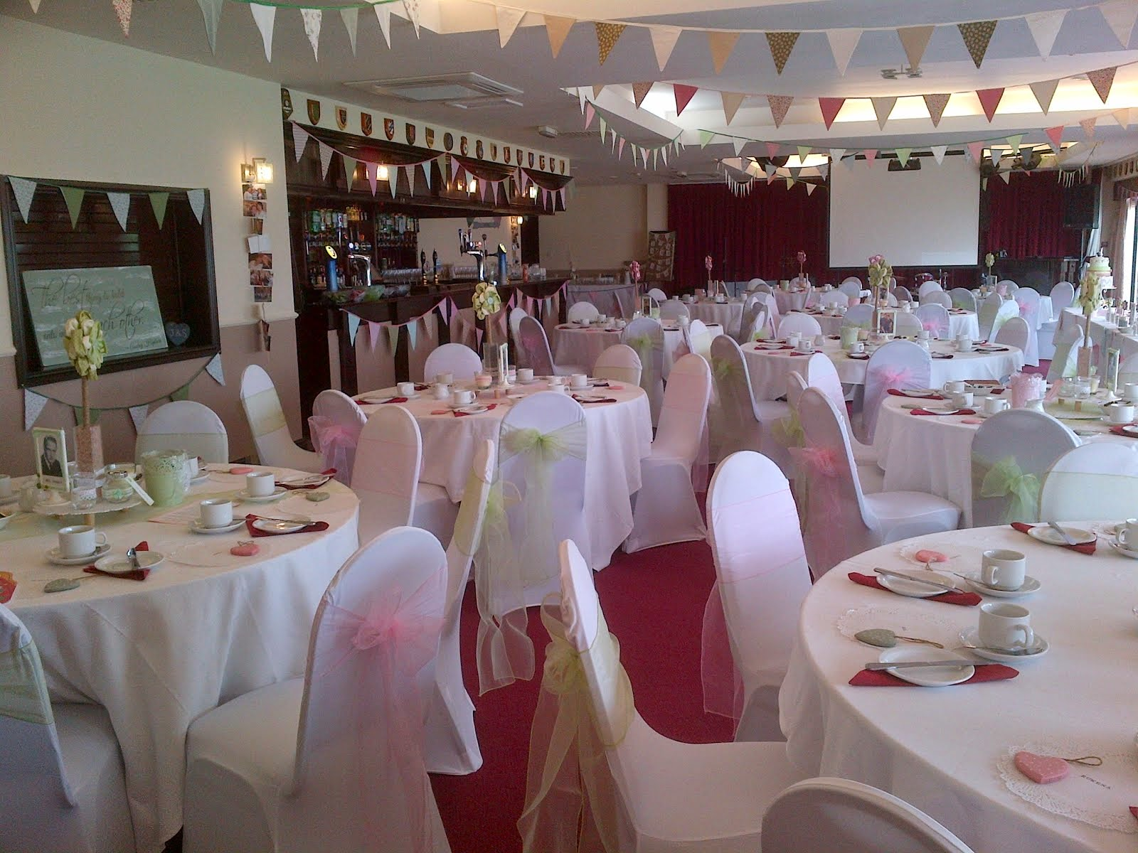 chair cover hire northumberland white salon exquisite events and black