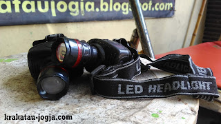 Headlamp LED Image