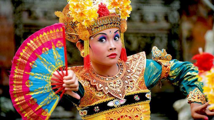 Nama Tarian Tradisional Di Indonesia Menurut Asal Daerahnya