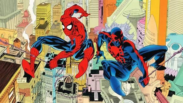 Asal-Usul dan Kekutan Spider-Man 2099 adalah