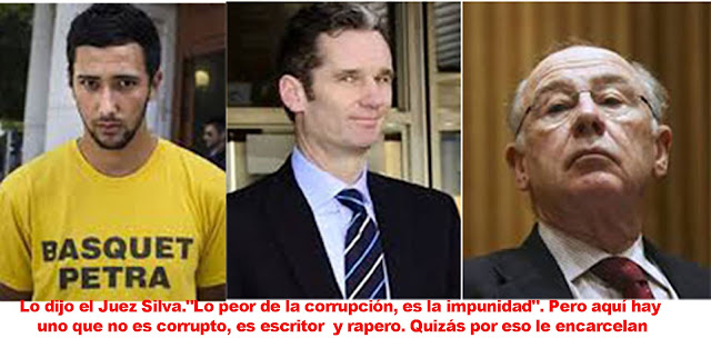 En España mientras exista el RÉGIMEN, existirá corrupción. Resulta inevitable.
