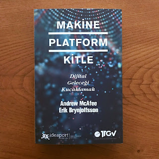 Makine Platform Kitle (Kitap)
