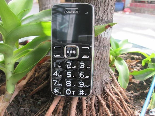 điện thoại pin khủng cho người già