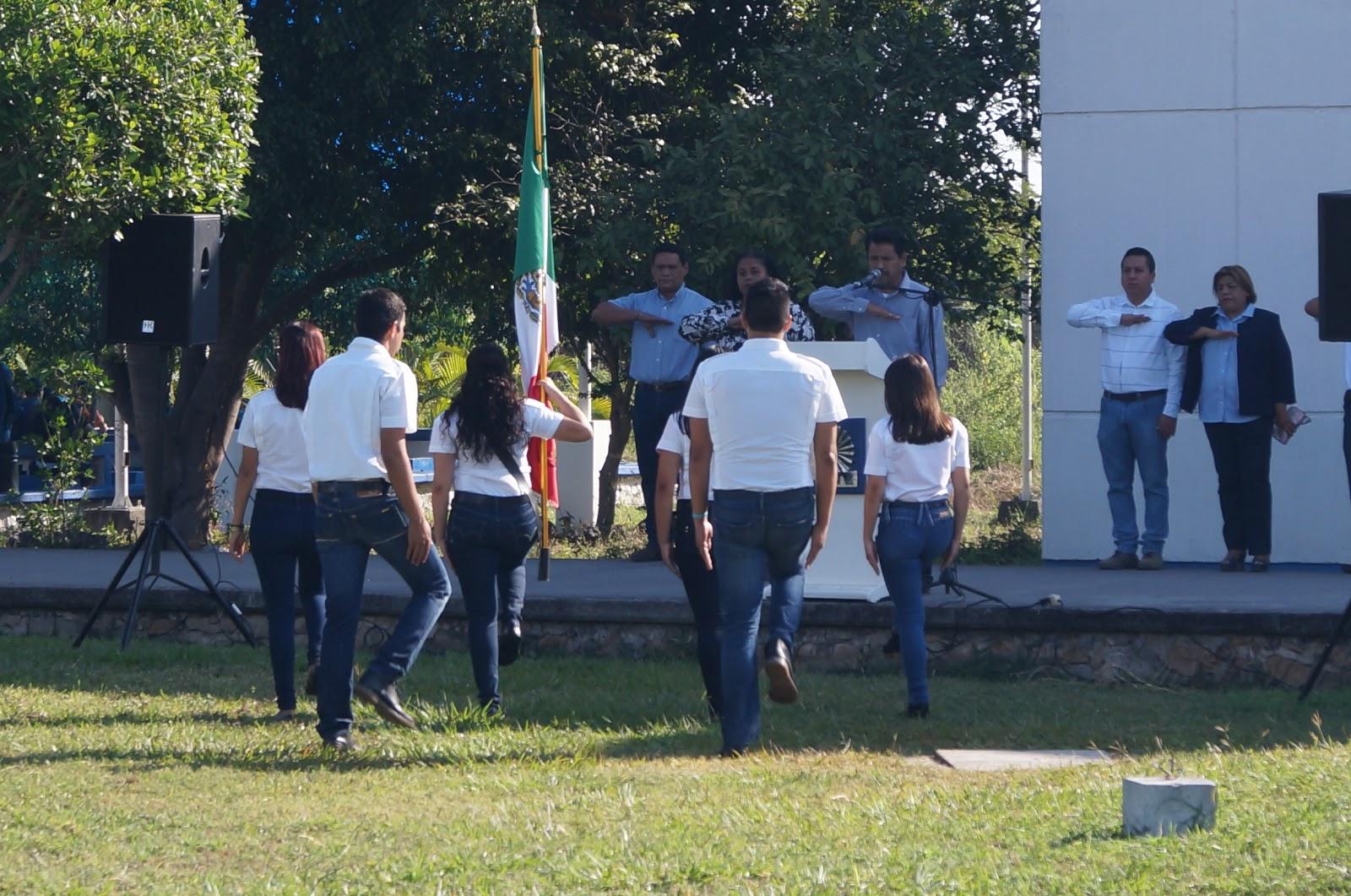 It de zacatepec honores a la bandera mes de noviembre 2017 - Mes noviembre 2017 ...
