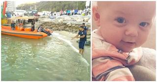 Πατέρας έδεσε τον 1 έτους γιο του στο καρότσι και τον έπνιξε στη θάλασσα για να εκδικηθεί τη γυναίκα του