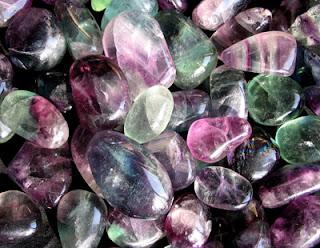 Kristálygyógyászat/Gyógyító kövek: Fluorit