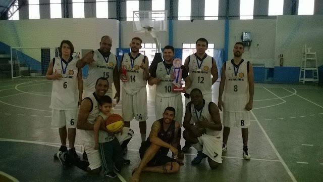 Equipe Red Birds  fica em 3º Colocado na III Taça de Basquete de Jacupiranga