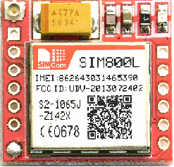 Experience with SIM800L GSM/2G module