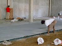 hardener lantai beton