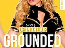 Up in the air, tome 3 : Grounded de R.K. Lilley