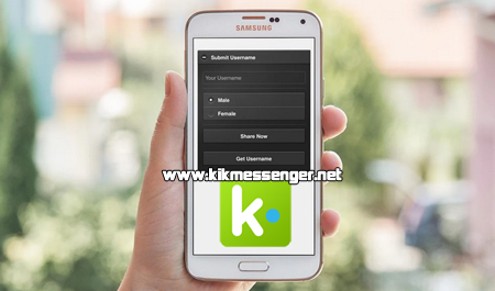 Encuentra amor o amistad con Username Exchanger For Kik