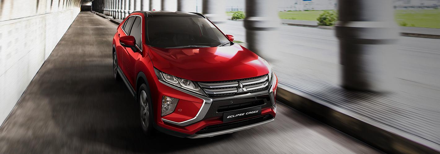 Kredit Mobil Eclipse Cross di Medan