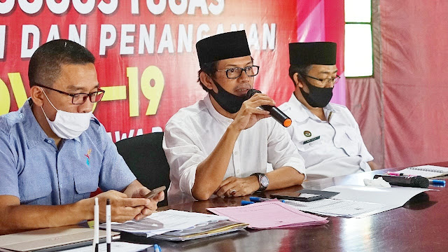 Nurdin Rahman Ungkap Pemkab Sumba Barat Siapkan Anggaran Rp54 Miliar Untuk COVID-19
