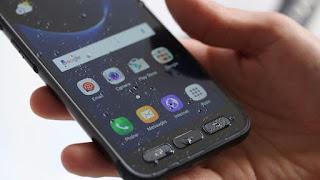 Samsung Galaxy S8 Active Tahan Banting