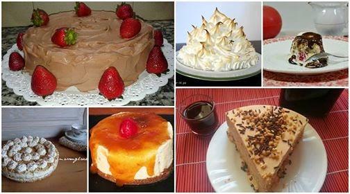 Recopilativo de tartas heladas cocinar en casa es for Facilisimo cocina postres