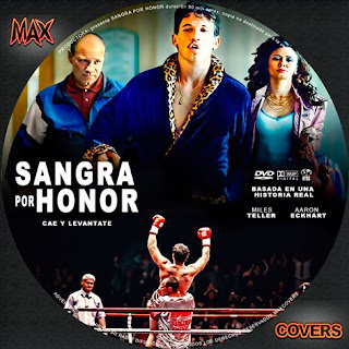 Sangra por Honor Galleta Maxcovers