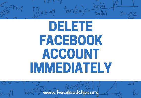 How Can I Remove My Facebook Account