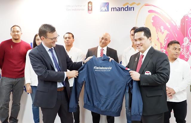 official jaket axa mandiri