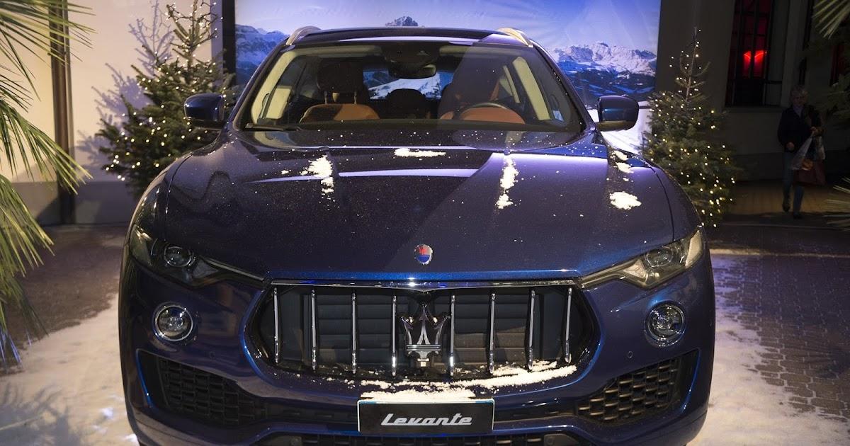 """... Gröden - Dolomites: Maserati """"das Auto"""" für Val Gardena Gröden"""