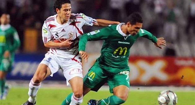 لجنة المسابقات تقرر تعديل موعد لقاء الزمالك مع المصري في بطولة كأس مصر