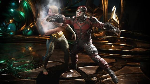 لعبة Injustice 2 متاحة للتجربة بالمجان على أجهزة PS4 و Xbox One
