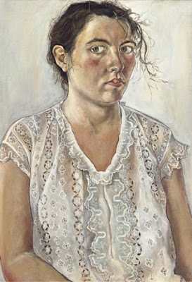 Self Portrait, Ishbel Myerscough