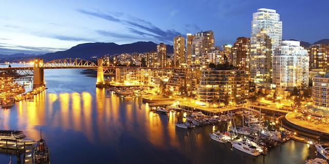 Viagem de carro de Vancouver a Victoria
